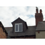 small dormer and velux four